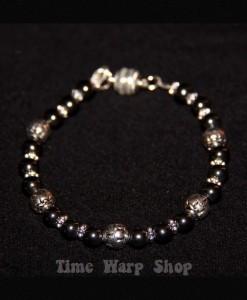 BRD011 - bracelet hématites
