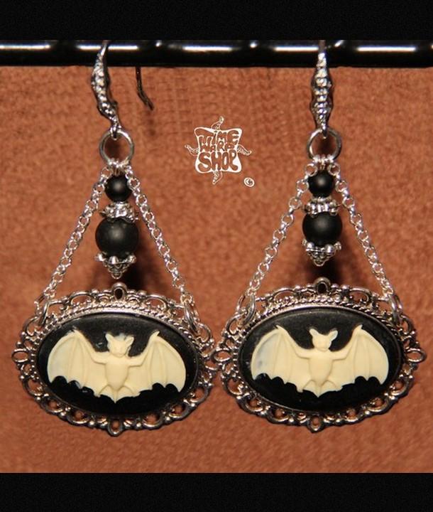 boucles d'oreilles Vampyr