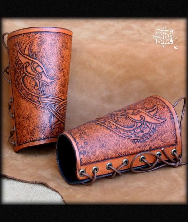 canons de bras twin dragon