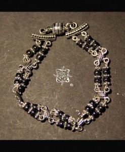 Bracelet Hématites