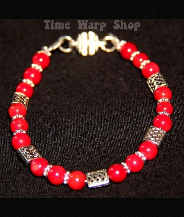 Bracelet Corail Bambou