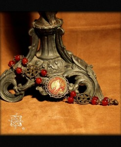 bracelet Le Laurier de Mucha
