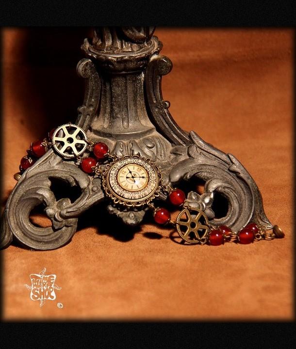 bracelet Pendule