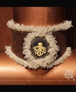 Corset de cou Octopus