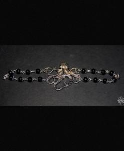 bracelet Octopus argenté