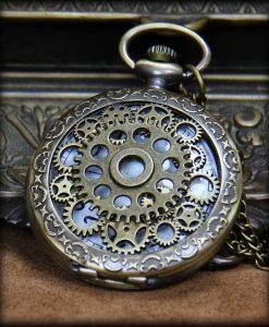 grosse montre rouages