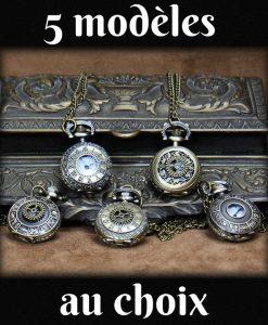petite montre à gousset