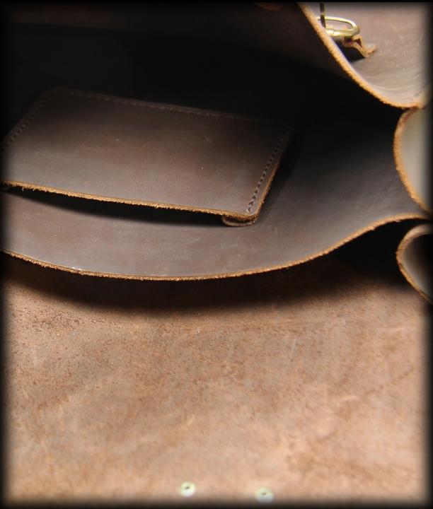 grande besace cuir