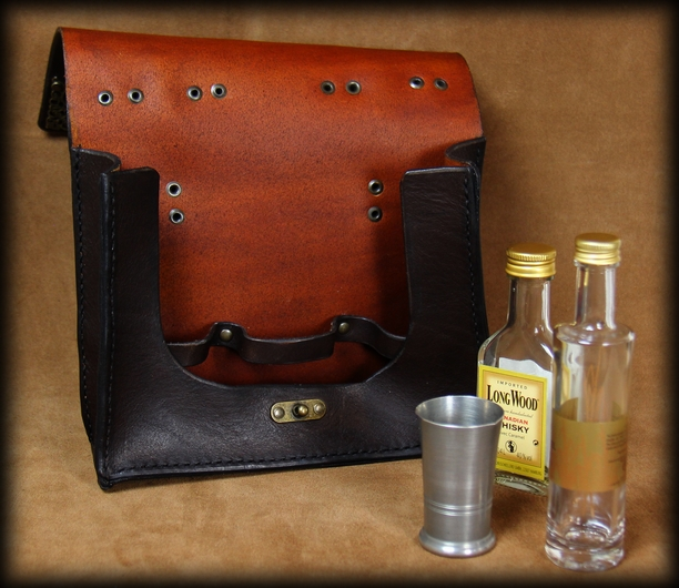 sacoche degustation whisky