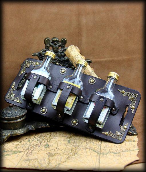 cartouchiere de flasques