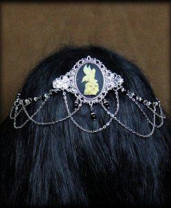 ornement de cheveux fée