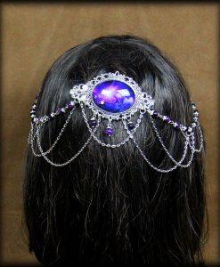 Ornement de cheveux Eclat de Galaxie 1