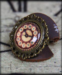 bague horloge