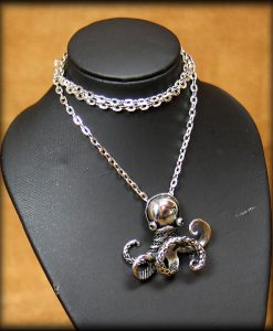 pendentif Octopus