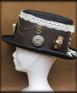 chapeau raven