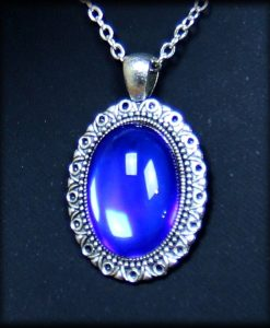 Pendentif Blue Moon