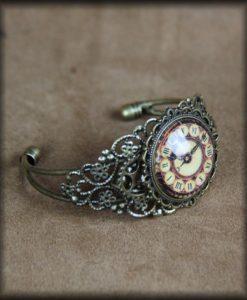bracelet rigide pendule