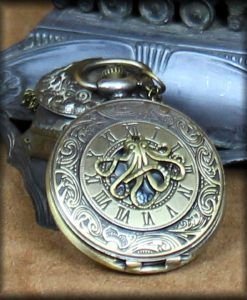 grosse montre a gousset octopus
