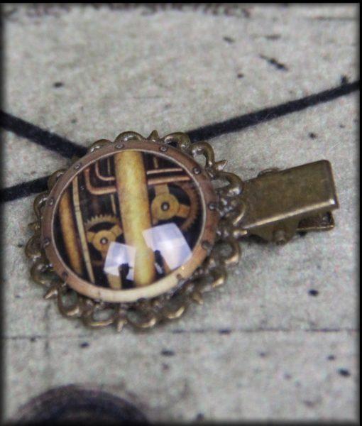 petite pince steampunk