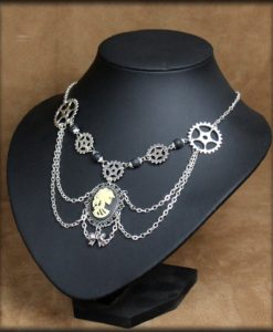 collier steam Lady Death