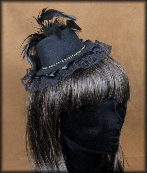 mini chapeau lady death