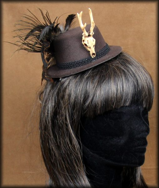 mini chapeau cerf