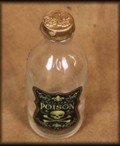 flacon poison de ceinture