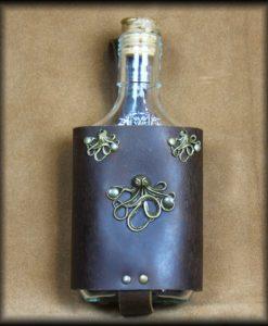 flasque de ceinture kraken