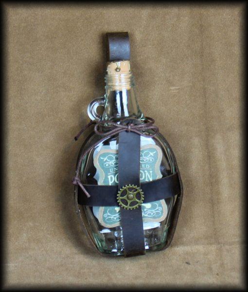 bouteille poison