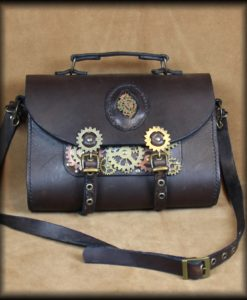 sac a main steampunk