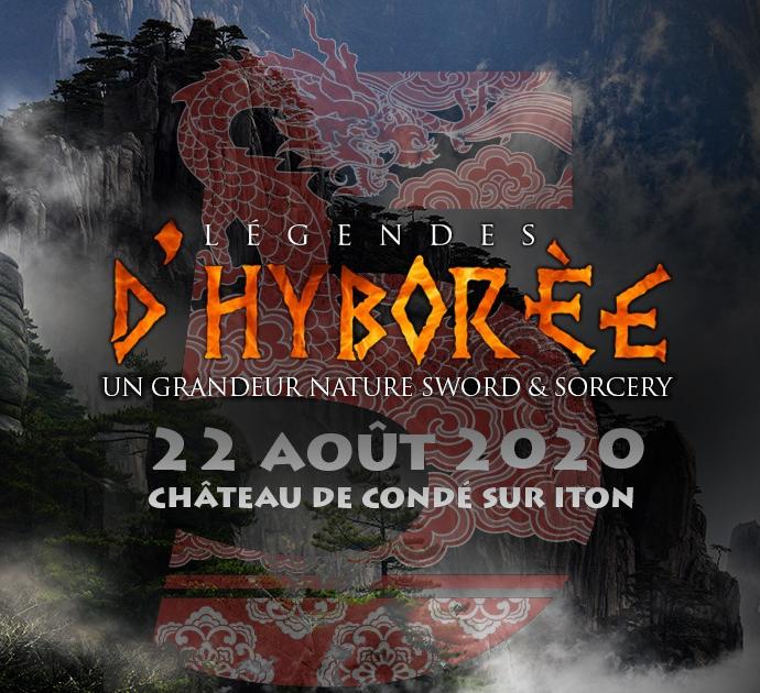 légende d'Hyboré 2020