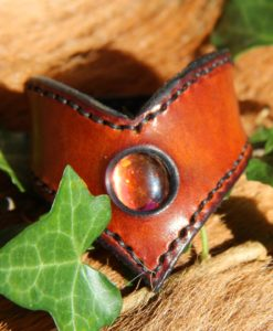 bracelet chevron cristal